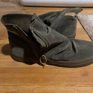 Sperry women's suede boot